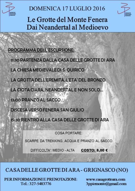 17_07 Le grotte del Monte Fenera