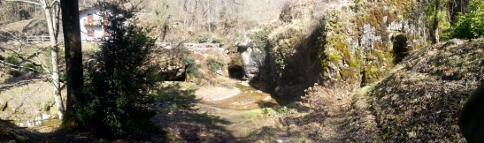 Giardino Grotte Ara