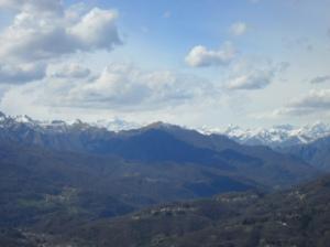 Panorama Dalla Vetta Del Fenera !!