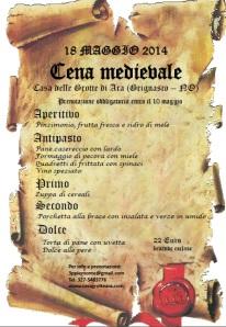 18_05 Cena Medievale