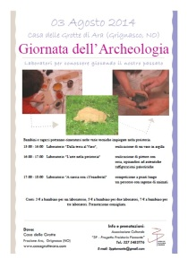 03_08_2014 Giornata dell'archeologia